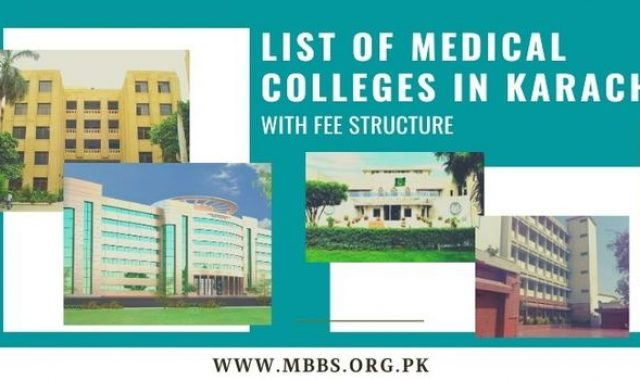 List of Medical Colleges in Karachi (Public & Private With Fee Structure)