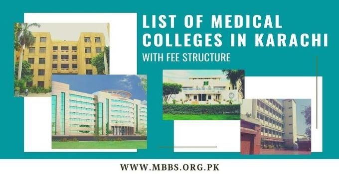 Medical Colleges in Karachi